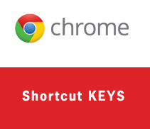 Google Chrome - Shortcut keys