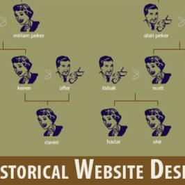 WEB DESIGN Historical Site