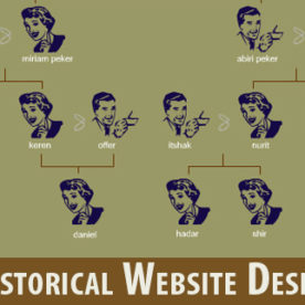WEB DESIGN Historical Site