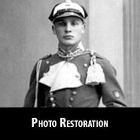 PHOTO RESTORATION: Historical