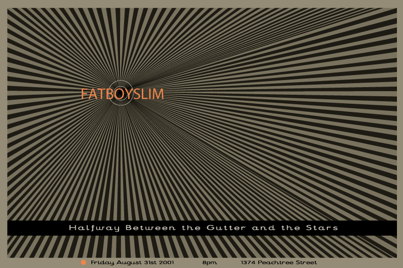POSTER FatBoySlim