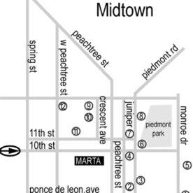GRAPHIC: Map Design of Atlanta