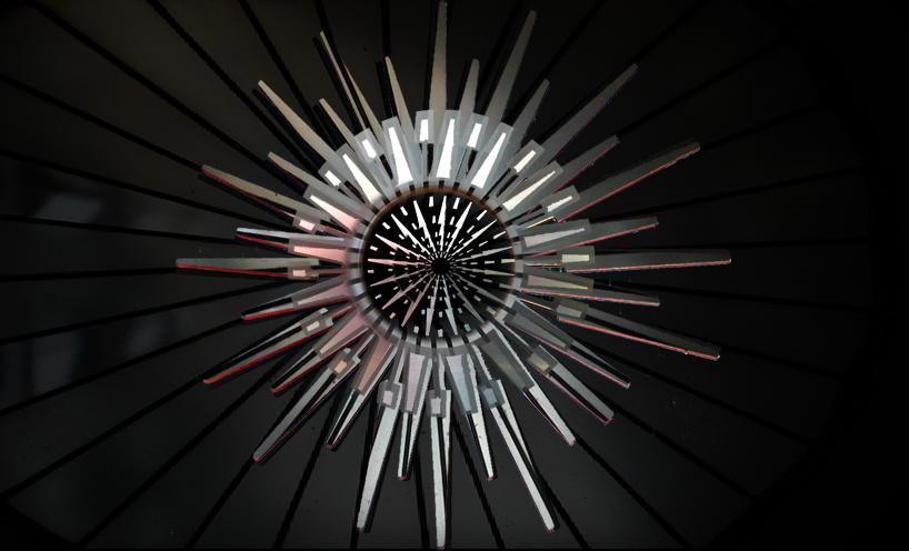 Design by Gary Crossey - Still from Clock Animation