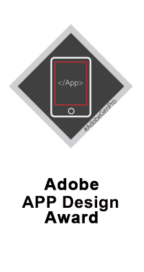 ADOBE AWARD: App Design