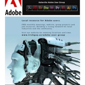POSTER DESIGN: Adobe User Group