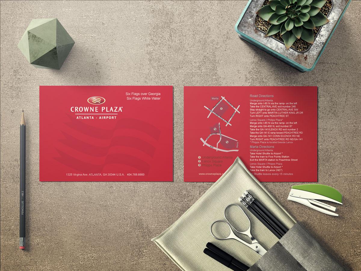 Direct Mail Postcard Design