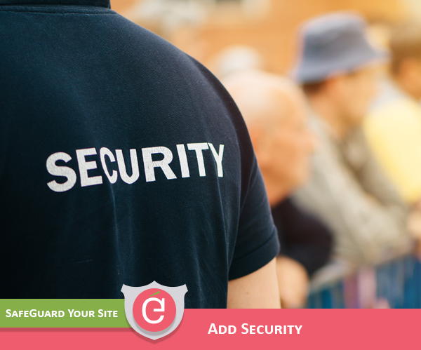 Website Hack stop with Security