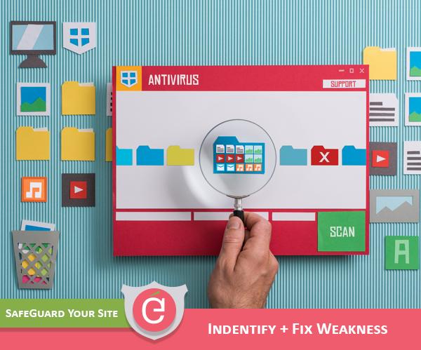 Website Hack Fix Weakness