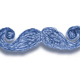 GRAPHIC DESIGN Moustache