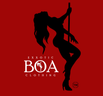 LOGO DESIGN: Exxotic Boa Clothing