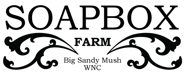 Gary Crossey - BRANDING: Logo Design for Soapbox Farm Asheville