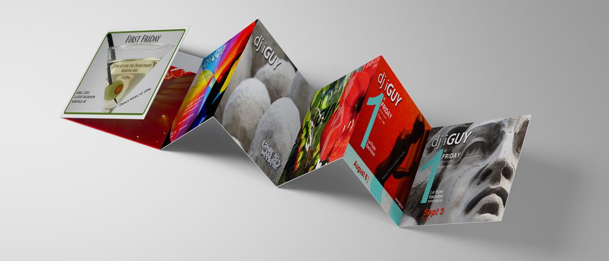Direct Marketing Postcard Invites