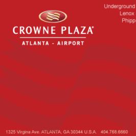 POSTCARDS: Crowne Plaza