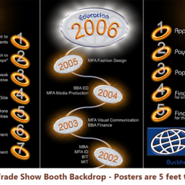 GRAPHIC: Tradeshow Posters