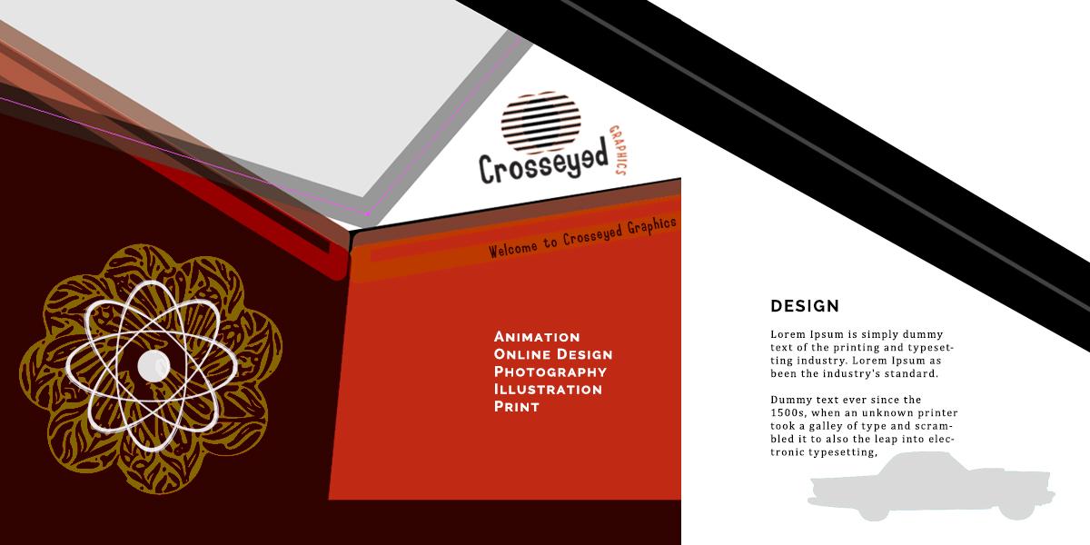 Early HTML website design by Gary Crossey